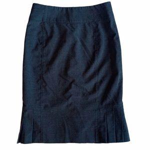 Mexx bottom pleated flare skirt